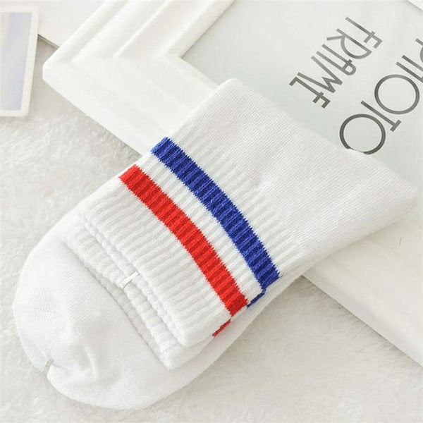 Stripe Socks - Weartro