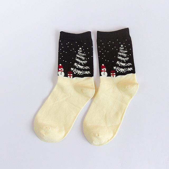 Winter Wonderland Socks - Weartro