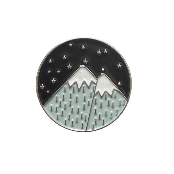 Night Sky Pins