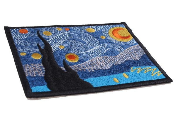 Starry Night Patch