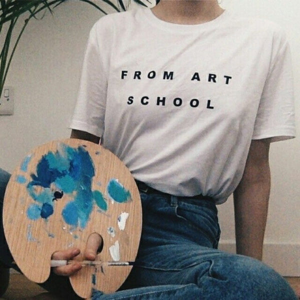 From Art School Shirt