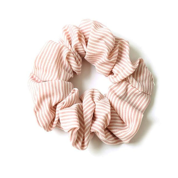Striped Scrunchies