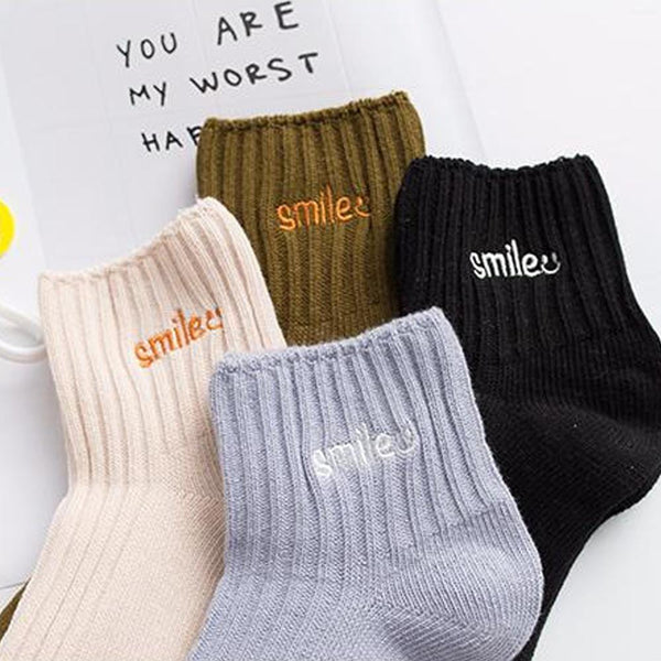 Smile Socks - Weartro