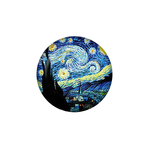 Van Gogh Glass Stone