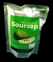 Load image into Gallery viewer, Freeze Dried Soursop - 1.75 oz / 50 g