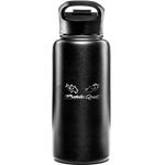 Bison Bottle - 32oz. Stainless Steel