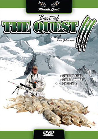 """Best of the Quest III"" DVD Set"
