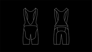 2.3 - Cycling - Bib Shorts