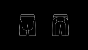 2.5 - Cycling - Shorts