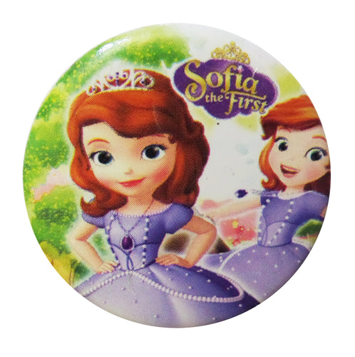 Brosa Insigna Martisor din Metal Copii Disney Printesa Sofia Intai Mov the First