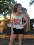 Good Vibes Cut Out Tank