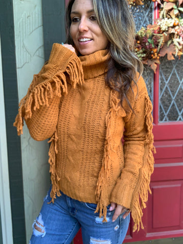 The Country Carson Sweater
