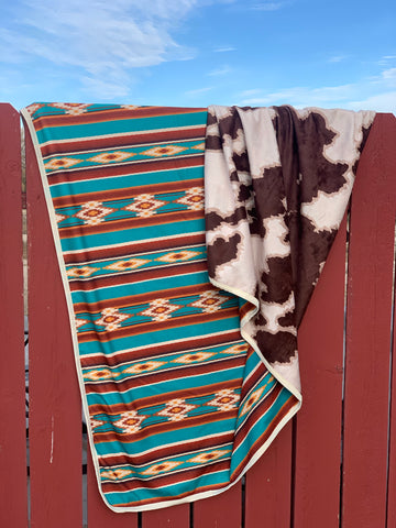 Geronimo Blanket