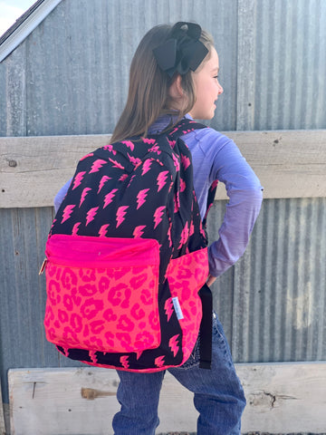 The Crash Course Backpack