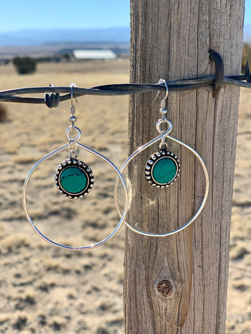 The Bear Creek Earrings