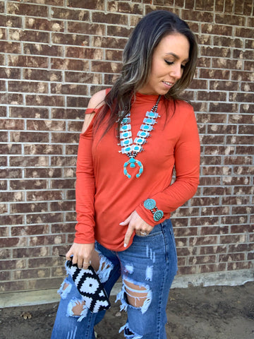 The Rusty Rivesville Top