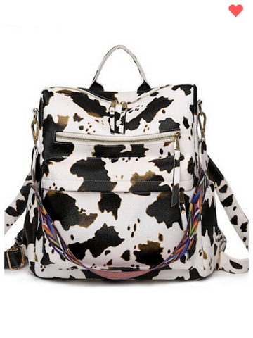 Let's Get Moovin' Backpack