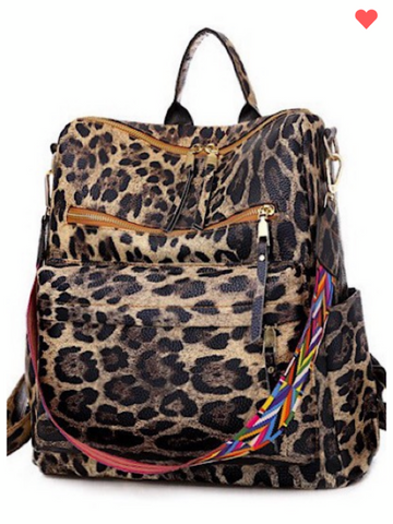 The Wild About You Backpack