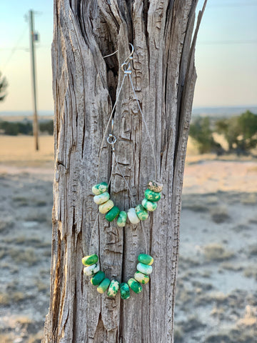 The Green River Earrings