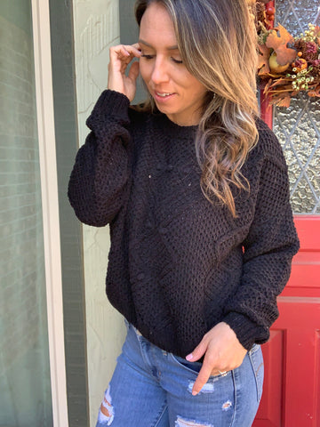 The Delta Dawn Sweater