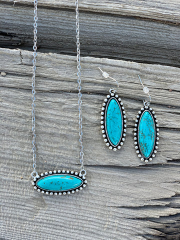 The Chickasaw Necklace Set