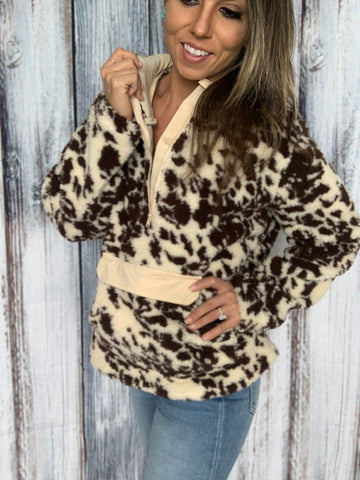 The Wild Western Pullover