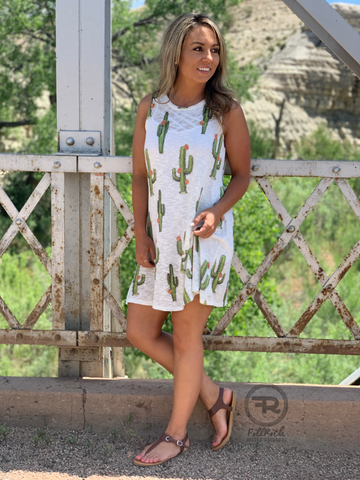 Sonoran Desert Dress