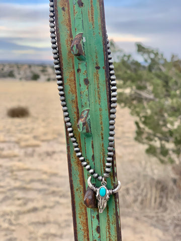 The Cattle Guard Necklace