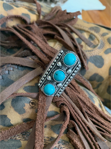The Penelope {Turquoise}