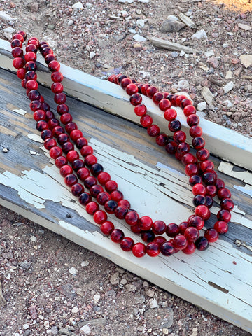 Red Cliff Necklace