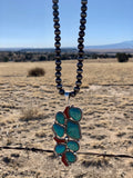 The Turquoise Creek Necklace