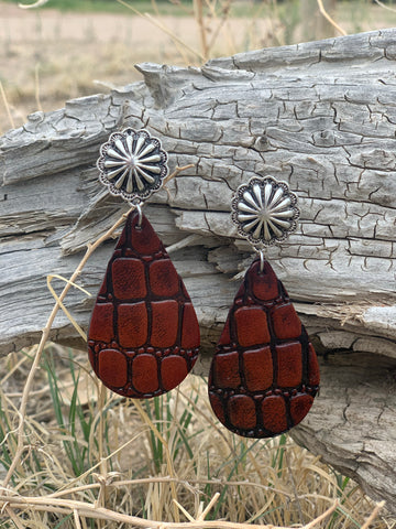 The Deadwood Earrings