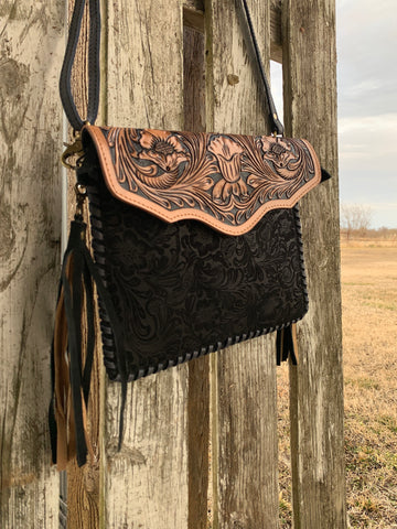 The Cowtown Crossbody