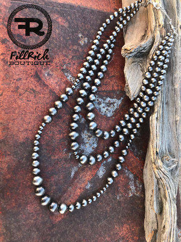 The Pallaton Navajo Necklace