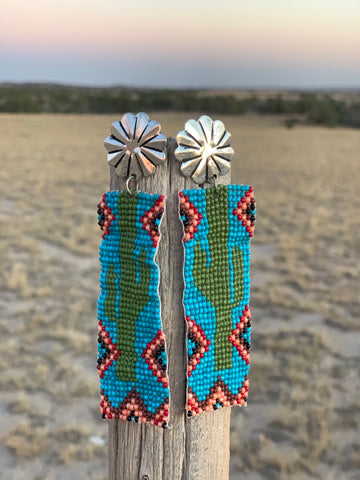 The Hot Springs Earrings