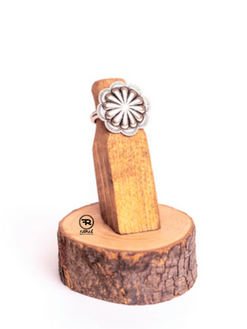 Cottonwood Concho Ring