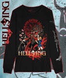 HELLSING Long Sleeve Anime/Manga Shirt