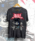 Metal Mickey Stone Wash T-Shirt