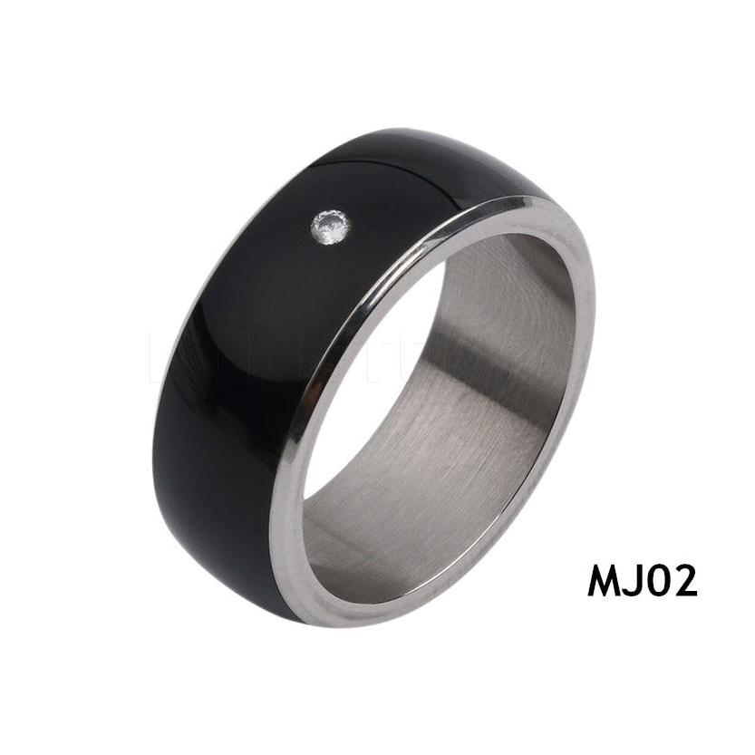 Newest Magic App Enabled Smart Ring For Android Windows NFC Mobile Phone