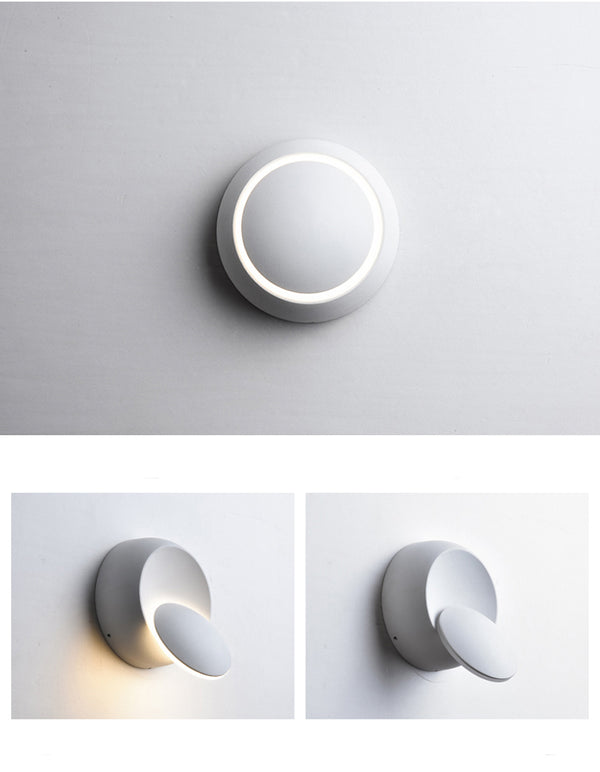 Latest LED Wall Light With 360 Degree Rotation Adjustable | LED Wall Lighting