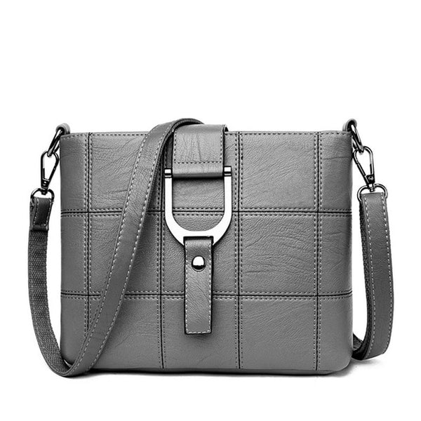 Luxury Designer Women Leather Shoulder Bag