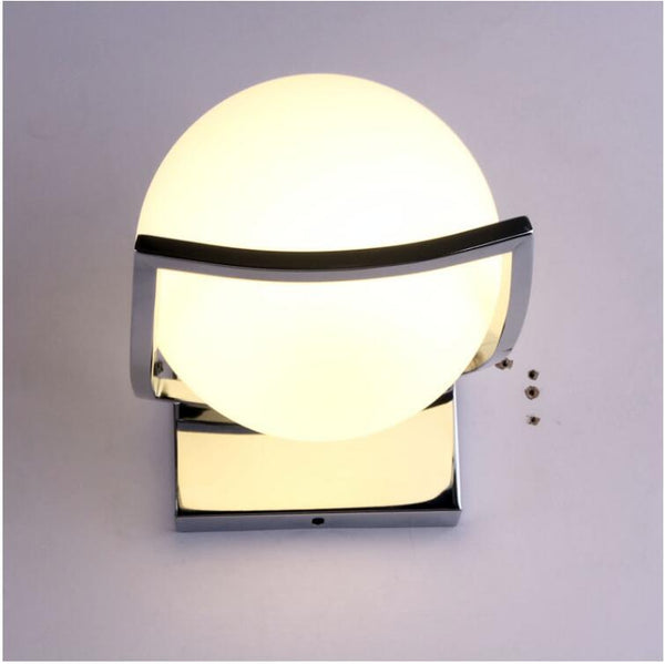 Moonlight LED Glass Wall Lamp For Home Decoration - Teme Store