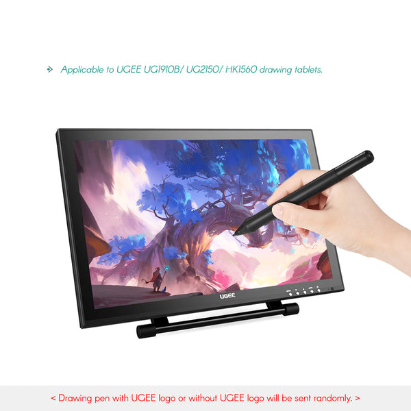 Rechargeable Stylus Drawing Tablet with USB Charging Cable - Teme Store