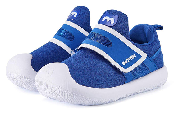 BMCiTYBM Lightweight/Wide Toddler Walking Sneakers (Size 9 Toddler)