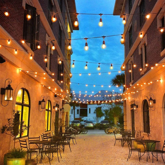 Outdoor LED Patio Lights