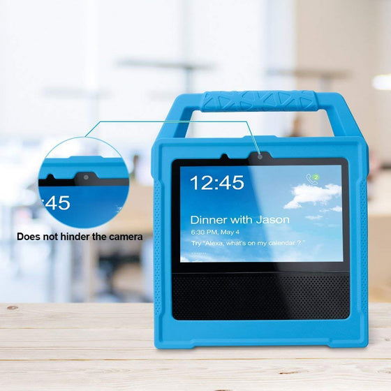 Echo Show Silicone Case (Blue)