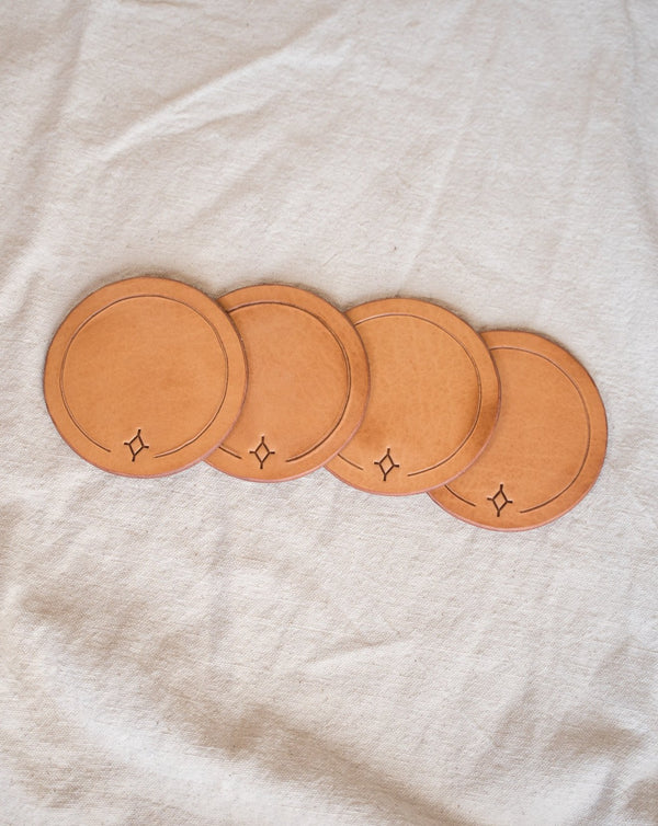 Cloverbank Coasters