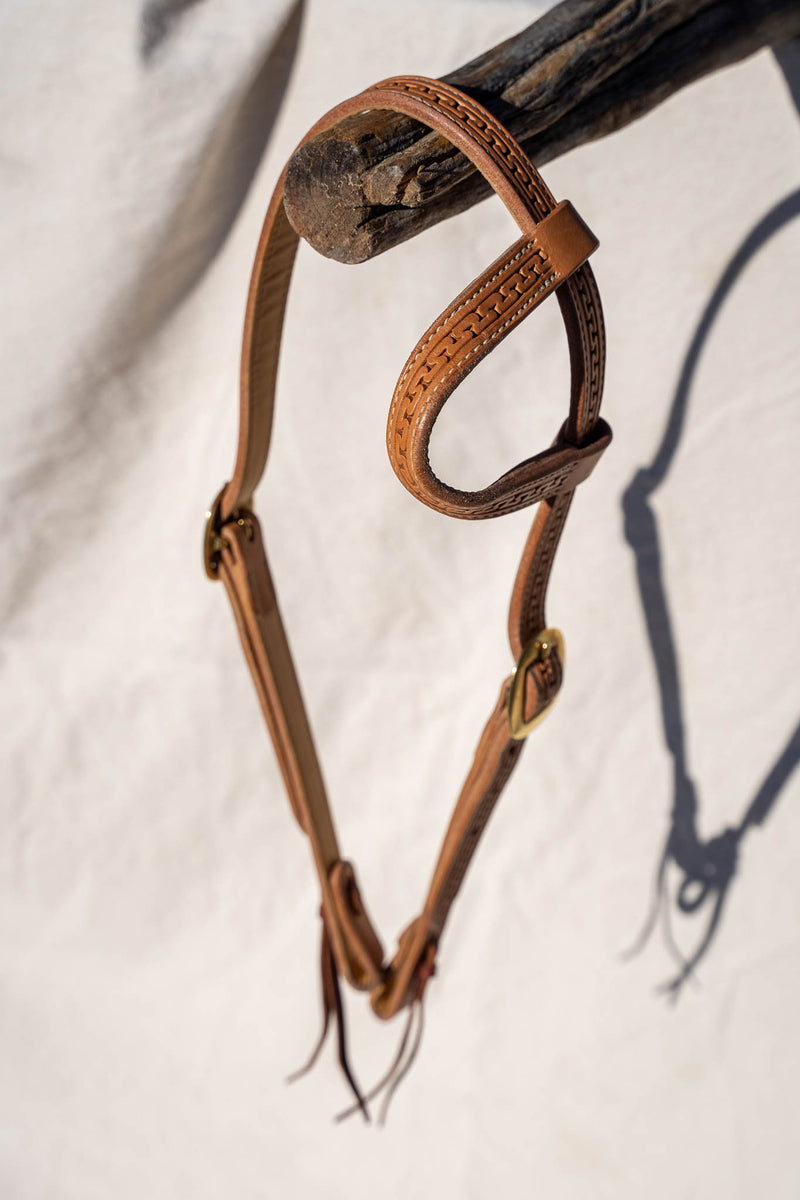 Carlos Single Ear Headstall