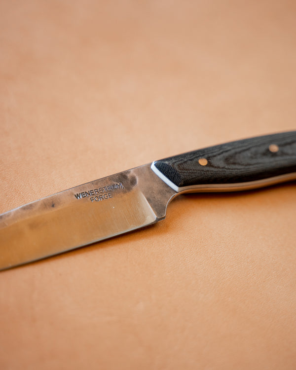 Wenerstrom Forge Lightweight Fieldknife