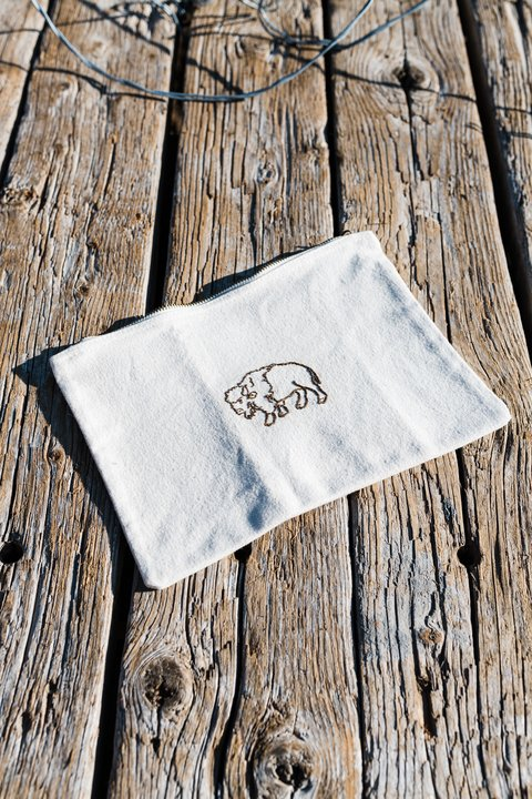 Bison Pouch